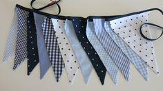 Girlanden & Wimpelketten - Wimpelkette - ein Designerstück von Hokuspokuss bei DaWanda
