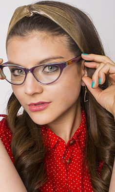 VIV1312-2 Glasses, Sexy, Fashion, Lenses, Eyeglasses, Eyewear, Moda, La Mode, Fasion
