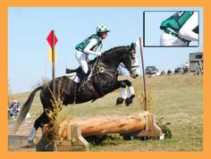 C4 has already partnered up with a number of sports, including equestrians. In fact, JAS Stables Eventing is a named partner on the C4 website.  Check out this green C4 belt in action on a JAS Stables eventer. Looking good!