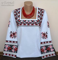 Cross Stitch Charts, Linen Dresses, Christmas Sweaters, Long Sleeve, Sleeves, Fashion, Templates, Smocked Dresses, Jackets