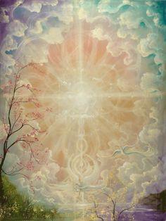 Spiritual Mandala Paintings by Cynthia Rose Young Wild Pictures, Lights Artist, Spiritus, Mandala Painting, Home Decor Wall Art, Creative Inspiration, Pagan, Amazing Art, Awesome