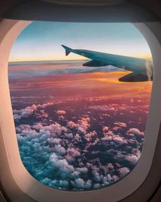 New Travel Wallpaper Iphone Airplane 43 Ideas Sky Aesthetic, Travel Aesthetic, Airplane Photography, Travel Photography, Summer Nature Photography, Sunset Photography, Aesthetic Backgrounds, Aesthetic Wallpapers, Photo Images