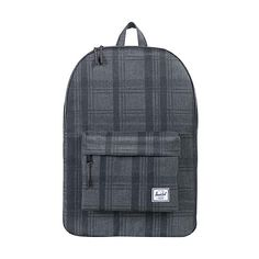 Herschel Supply Co. Classic Backpack ($32) ❤ liked on Polyvore featuring bags, backpacks, black, school & day hiking backpacks, herschel supply co bag, rucksack bag, knapsack bags, black bag und herschel supply co backpack