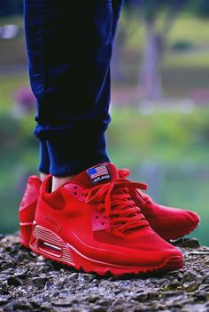 """Nike Air Max 90 Hyperfuse """"Independence Day - Red"""""""