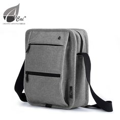 Cai F-130507 9.7'' iPad Messenger Bag, functional and easily carrying.