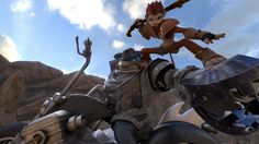 #4d #Journey to the West in the Galaxy #ride film #film still