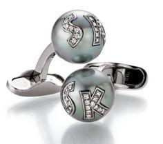 #gellner #gellnerthespiritofpearls #perlen #manchettenknöpfe #jewellery #schmuck #herrenschmuck #brillanten #diamonds #jeankoch