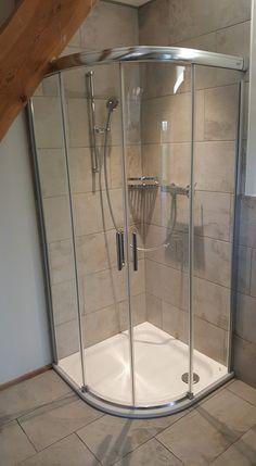 Viertelkreis-Duschtrennwand Divider, Bathtub, Bathroom, Furniture, Home Decor, Separate, Standing Bath, Washroom, Decoration Home