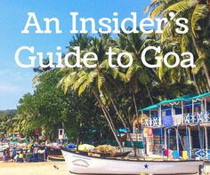 an insiders guide to goa