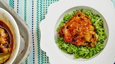 Cosmo Craving: Chicken Adobo And Broccoli Rice Hemsley And Hemsley, Melissa Hemsley, Chicken Adobo Recipe Easy, Whole Food Recipes, Healthy Recipes, Sources Of Dietary Fiber, Broccoli Rice, English Food, Jasmine Hemsley