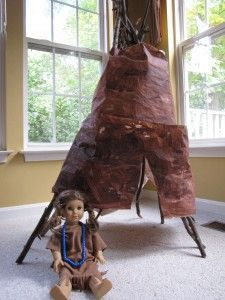 Early Native American History Unit with American Girl Kaya