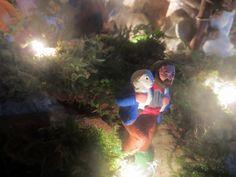 """God Through Anne Terri With The Holy Spirit: Shepherd in Nativity Scene..  AMEN"""