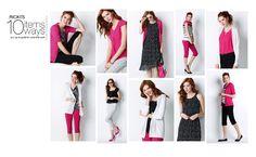 Ricki's – 10 Items 10 Ways Red | Fashion. Style. Beauty.