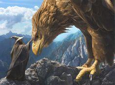 For all things Tolkien, Lord of The Rings, and The Hobbit . Gandalf, Aragorn, Legolas, The Hobbit Movies, O Hobbit, Thranduil, Fanart, High Fantasy, Fantasy Art