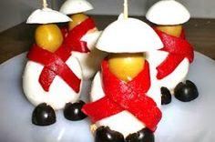 30 Aperitivos fáciles y elegantes para fiestas Te propongo un delicioso surtido de aperitivos para estos días de fiesta, ...