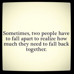 not sure what happens if we dont fall back together tho... sad face