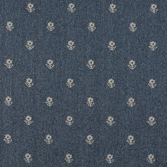 The K4731 WEDGEWOOD PETAL upholstery fabric by KOVI Fabrics features Country or Lodge or Cabin, Floral, Small Scale pattern and Light Blue, White or Off-White as its colors. It is a Tweed type of upholstery fabric and it is made of 85% Olefin, 15% polyester material. It is rated Exceeds 75,000 Double Rubs (Heavy Duty) which makes this upholstery fabric ideal for residential, commercial and hospitality upholstery projects and automotive upholstery projects. For help Call 800-8603105