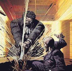 Vandal Savage & Lex Luthor Vandal Savage, Lex Luthor, Dc Characters, Old School, Geek Stuff, Comics, Anime, Art, Geek Things