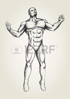 Su Uomo Fantastiche 9 Illustrazione Immagini vmN80nOw