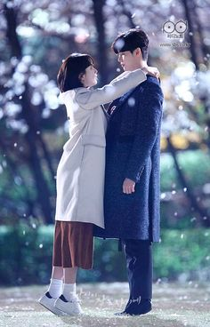 Lee jong suk ❤❤ while you were sleeping drama ^^ Lee Jong Suk Cute, Lee Jung Suk, Korean Couple, Best Couple, W Kdrama, My Shy Boss, Korean Drama Best, Rich Boy, W Two Worlds