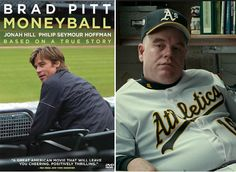 The story of Oakland A's general manager Billy Beane's successful attempt to put together a baseball club on a budget by employing computer-generated analysis to draft his players.