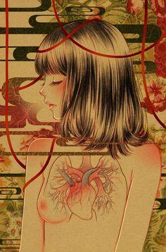 Breathless by Victoria-Rivero.deviantart.com on @deviantART