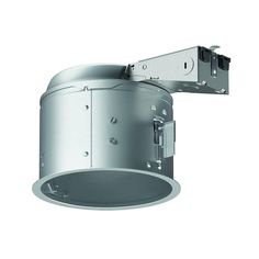 Halo 6 in. Aluminum Recessed Lighting Housing for Remodel Shallow Ceiling, Insulation Contact, Air-Tite Halo Led Lights, Led Lamp, Lamps, Recessed Lighting Trim, Insulation Materials, Junction Boxes, Steampunk Lamp, Lighting System