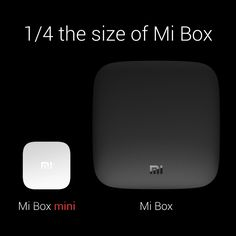 Simply Beautiful - http://peppersncloves.com/tech/xiaomis-new-mi-box-mini-streaming-box-size-phone-charger/