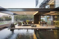 Ber House by Nico van der Leulens Architects: Contemporist