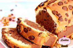 Plum cake de chocolate y nueces Plum Cake, Sweet Bread, Banana Bread, Food And Drink, Sweets, Cookies, Ethnic Recipes, Desserts, Brownies
