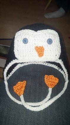 Ravelry: JennBelcher's Baby Penguin Hat