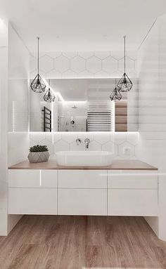Trendy Bathroom Shower Organization Kitchens Ideas – Home Decor On a Budget Bathroom Small Bathroom Vanities, Modern Bathroom Design, Bathroom Interior Design, Master Bathroom, Vanity Bathroom, Bathroom Vintage, Shower Bathroom, Modern Interior, Small Vanity