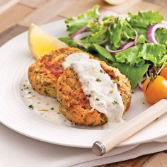 Express Salmon Croquettes - Weekly Suppers - Recept - Express Recept - Pratico Pratique So Shellfish Recipes, Seafood Recipes, Appetizer Recipes, Fish And Meat, Fish And Seafood, Healthy Meals For Kids, Healthy Recipes, Easy Cooking, Cooking Recipes