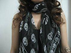 Alexander McQueen scarf...on my wish list!