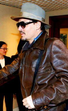 Johnny Depp 3/30/14