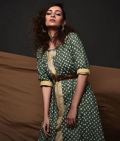 Buy The Must List Bandhej Silk, linen and cotton separates with embellished details Online at Jaypore.com