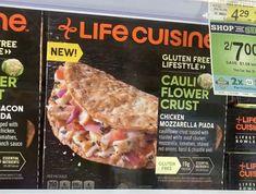 Chipotle Aioli, Mozzarella Chicken, Cauliflower Crust, Crusted Chicken, Frozen Meals, Meat Chickens, White Meat, Roast, Protein