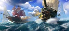 Sea of Thieves  HD Wallpaper From Gallsource.com