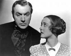 """Charles Boyer and Bette Davis in """"All This, and Heaven Too"""" (1940)"""