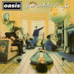 Michael Spencer Jones has revived his original cover art from the 1994 Oasis album 'Definitely Maybe' in this striking archival inkjet reproduction. An album that shaped a generation, the now iconic cover image has taken on a cult status: so familiar, Classic Album Covers, Cool Album Covers, Music Album Covers, Music Albums, Rock And Roll, Pop Rock, Beatles, Lps, Banda Oasis
