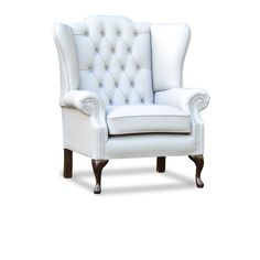 Blenheim High Chair, original pure English Quality furniture made by Springvale Chesterfields. Delivery in more than 450 different colors. Quality Furniture, Furniture Making, Accent Chairs, Armchair, Delivery, English, Pure Products, The Originals, Colors