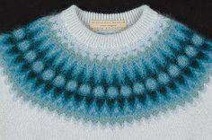 Knitting  -  Clara Stickar: Bohus stickning