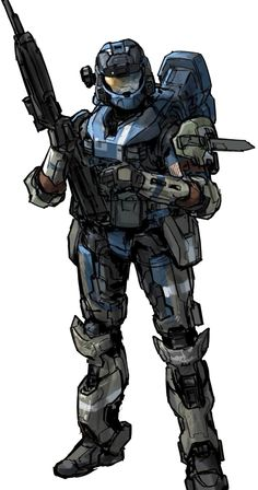 View an image titled 'Carter Art' in our Halo: Reach art gallery featuring official character designs, concept art, and promo pictures. Halo Spartan Armor, Halo Armor, Halo Reach Armor, Character Concept, Character Art, Character Design, Armor Concept, Concept Art, Odst Halo