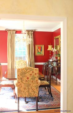 Home Tours Blog - Audra Boardman  color and more color