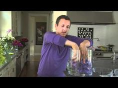 If you are looking for an inexpensive and quick way to decorate your house, a holiday centerpiece with flower and candle decorations to your powder room and make an impressive style statement. In this Pottery Barn video, Floral Designer and Interior Stylist Nico de Swert demonstrates how to make a hydrangea arrangement.    Making a hydrangea arran...