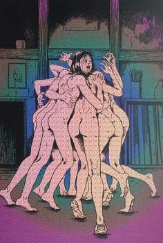Junji Ito Horror Manga