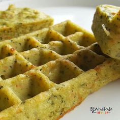 New Recipes, Cooking Recipes, Healthy Recipes, Fluffy Waffles, Salty Foods, Breakfast For Dinner, Crepes, Vegan Vegetarian, Healthy Life