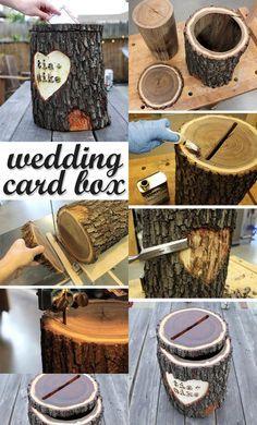 NIETYPOWA SKRZYNKA na koperty weselne!