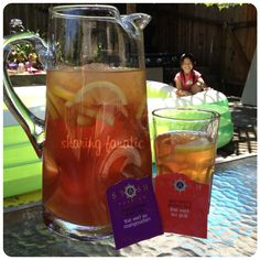 Great Summer @Stash Tea Combination #stashicedtea #momvoxbox @Influenster
