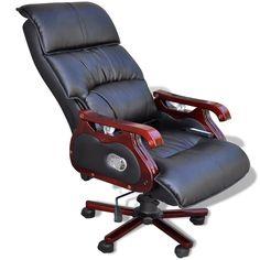 Afbeeldingsresultaat voor luxe bureaustoel